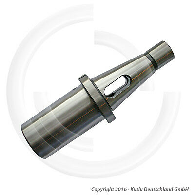 Iso40 Adapter Sleeve For Mt5 Morse Taper Shank