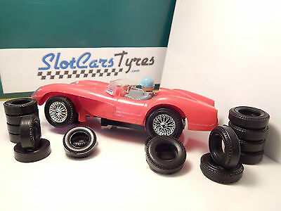 8 front and 8 rear tires for STROMBECKER 1960 - UK