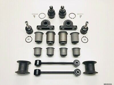 Front Suspension Repair KIT Jeep Grand Cherokee WK 2005-2010 SMOOTH TYPE