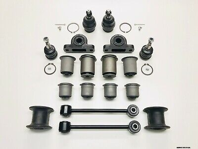 Front Suspension Repair KIT Jeep Commander XK 2005-2010 SMOOTH TYPE