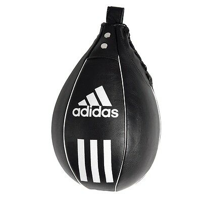 Adidas Speed Striking Ball Boxing Speed Bag Black Single End Punch Bag