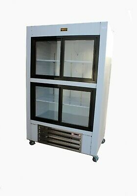 Cooltech 1-1/2 Door Refrigerated Sandwich Prep Unit 36""