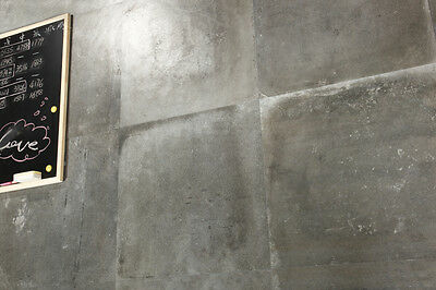Concrete Look Floor and Wall Full Body Porcelain Tile