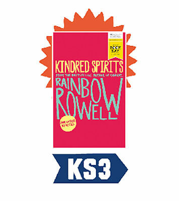 Kindred Spirits by Rainbow Rowell World Book Day 2016 New