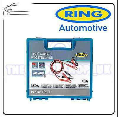 Ring Professional Booster Jump Cables 3.5m RBC250