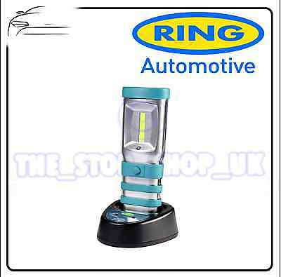 Ring ERGO Robust Heavy Duty HD COB LED Inspection Lamp Rechargeable RIL2900HP