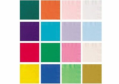 20 Paper Beverage Luncheon Napkins Cocktail Party Wedding Birthday Christmas