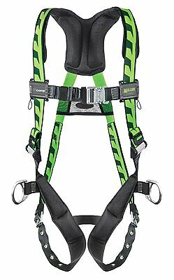 Miller Titan by Honeywell AC-QC2/3XLGN AirCore Full Body Harness