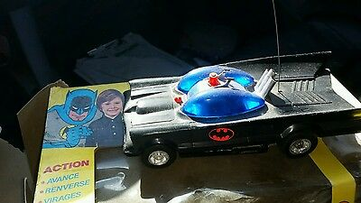 1977 Remote control Batmobile