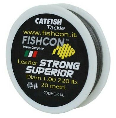 Fishcon Superior Strong Leader 20 Mt