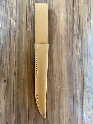 "Dexter Russell Leather Sheath (20410) Fits up to 9"" Dexter Fillet Knife Knives"