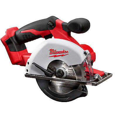 "5-3/8"" 18V Metal Saw Tool Only Milwaukee 2682-20 New"