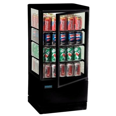 Polar Commercial Chilled Refrigerated Display Cabinet 68 Ltr G211