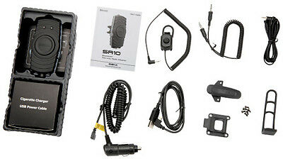Sena SR10 Bluetooth Two-Way Radio Adapter SR10-10