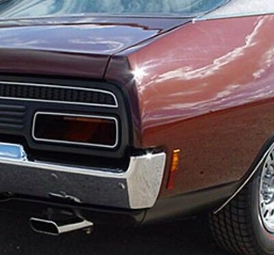 Ford Xa Sedan & Coupe Re-Chrome Front & Rear Bumpers