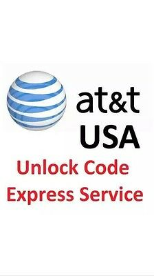 AT&T Samsung Galaxy/Note All Models For CLEAN IMEI Factory Unlock Code Express