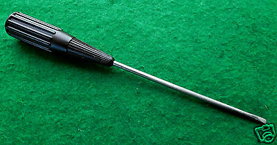 Vintage Turner Australia bakelite handle electricians screwdriver /1434