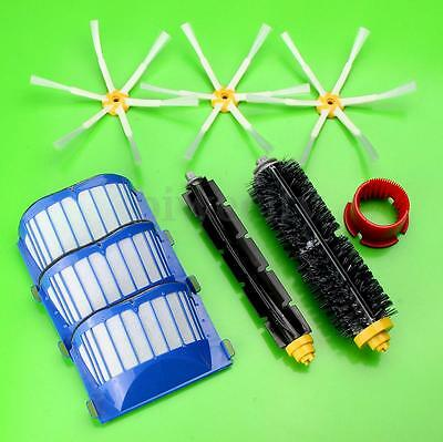 9Pcs Cleaner Replacement Parts For iRobot Roomba 600 Series 620 630 650 Brush