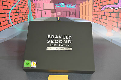 Bravely Second End Layer Deluxe Collector´s Edition Nintendo 3Ds Envío 24/48H