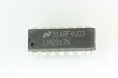 LM2917N Frequency to Voltage Converter DIP 14 Sold 1 Piece