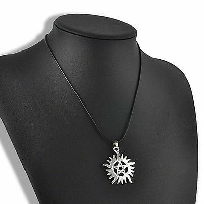 Supernatural Style Pentagram Pendant Cosplay - Protection Talisman