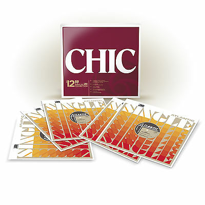 """Chic - The 12"""" Singles Collection Vinyl LP New & Sealed"""