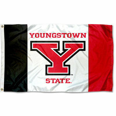 Youngstown State University Penguins NCAA Flag Tailgating Banner