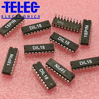 1 PC. UC3840 PWM Controller Programmable Off Line  CS = DIL18