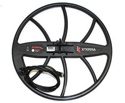 "X-TERRA 15"" DOUBLE-D 7.5 KHZ Coil - Metal / Gold Detecting"