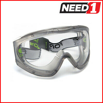 12 X Force360 Guardian Clear Lens Goggle