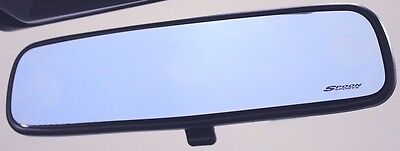 Genuine Spoon Sports - BLUE WIDE REAR VIEW MIRROR GLASS - 76400-BRM-000