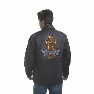 "Tillman 9061-L Large ""Backbone of America"" FR Welding Jacket"