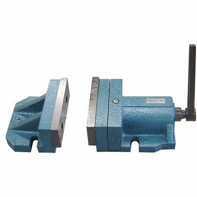 """TTC MH3010 6"""" Jaw Width 2 Piece Quick Clamp Milling Vise"""