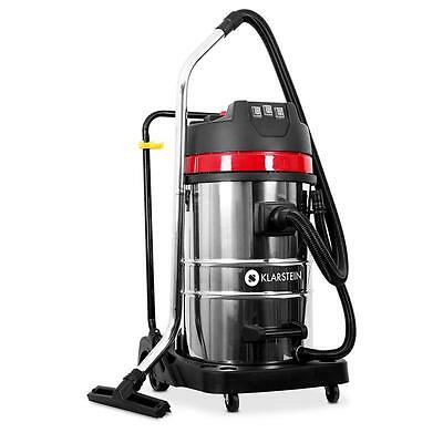 Wet and Dry Vacuum Cleaner By Klarstein 3000W 80L Canister Shop Vac Powerful