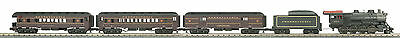 Mth 30-4227-1 Prr.pass Set.3.0 Dcs ,sound With Remote Control And 4 Free Str Trk