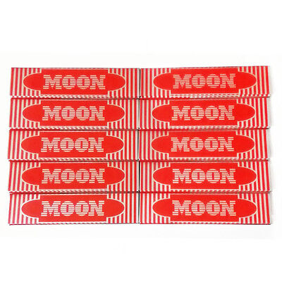 10×32 sheets 108mm KSS Moon Red Wood Pulp Cigarette Tobacco Rolling Papers