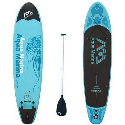 Stand Up Paddle Surfboard 330cm aufblasbar inkl. Paddel SUP ISUP Paddling