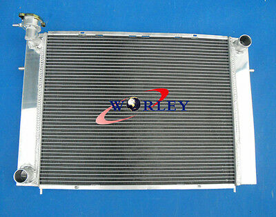 3 Core Alloy Aluminum Radiator FOR Holden V8 Commodore VG VL VN VP VR VS MANUAL