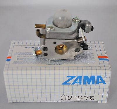 GENUINE OEM Zama C1U-K78 Carburetor Echo 21000941 PB201 PS200 ES210 ES211 C1UK78