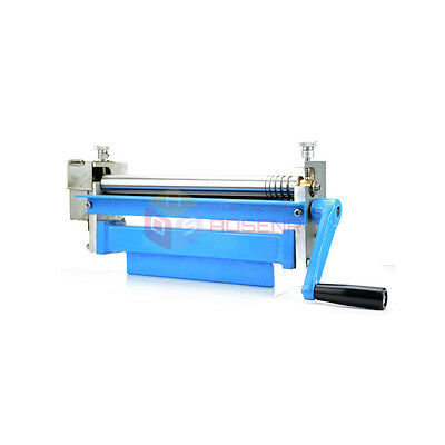 Hand Round Rolling Machine Manual Steel Bending Machine Metal Plate Rolling
