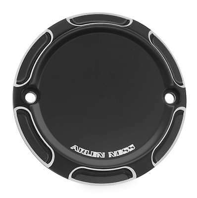 Harley XL1200X Forty-Eight 10-14Beveled 2-Hole Points Cover Blk by Arlen Ness