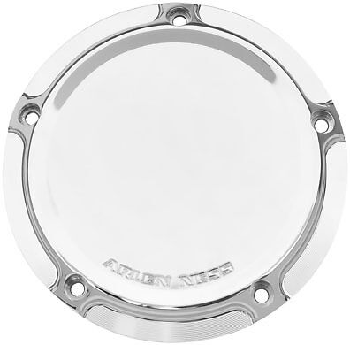 Harley FXSTD Softail Deuce 00-07Beveled 5-Hole Points Cover Chrome by Arlen Ness