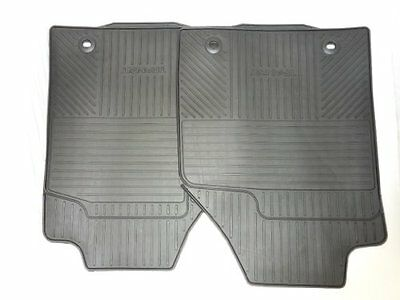 New Genuine Ford Transit Connect Front Tailored Rubber Floor Mats 1685505