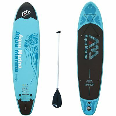 Stand Up Paddle Surfboard 330cm inflatable incl. Paddle SUP ISUP Paddling