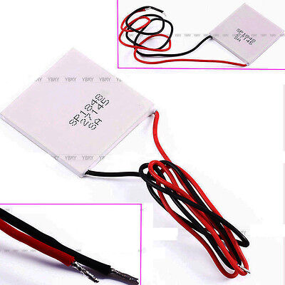 Brand New Thermoelectric Power Generator 150℃ HighTemperature Peltier TEG Module