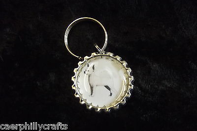 S/C Chihuahua Keyring by Curiosity Crafts