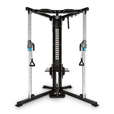 Station Musculation A Cables Capital Sports Entrainement Barre Poids Cross Curls