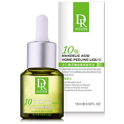 [DR. HSIEH] 10% Mandelic Acid Essence Home Peeling Brightening Liquid 15ml NEW