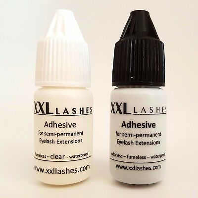 XXL Lashes Adhesive for Eyelash Extensions, Waterproof, Makeup Glue