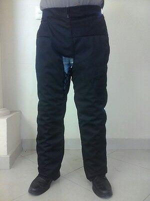 Motorcycle tehrmal Chaps protective confort